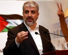 حماس تنتخب مشعل قائدا لها في الخارج