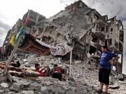 متضررو العدوان الإسرائيلي يأملون في تنفيذ إعادة الإعمار قريبا