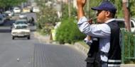 أحوال الطرق وحركة المرور في قطاع غزة