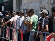 سلطات الاحتلال تزيد حصة العمال الفلسطينيين من الضفة