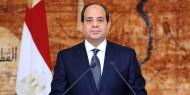 السيسي: مصر تبذل جهودا للتوصل إلى وقف إطلاق النار في قطاع غزة