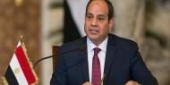 السيسي يعلن تقديم 500 مليون دولار لصالح إعادة إعمار غزة