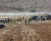 الاحتلال يصادر عشرات الدونمات من أراضي يطا جنوب الخليل