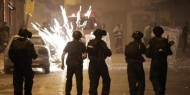 اندلاع مواجهات مع الاحتلال في بلدة العيسوية