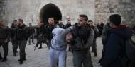 قوات الاحتلال تعتقل 3 مقدسيين