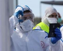 صحة الاحتلال:30 وفاة و6456 إصابة جديدة بكورونا