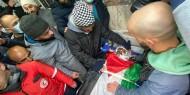 بالفيديو والصور   تشييع جثمان الشهيد الأسير داوود الخطيب في بيت لحم