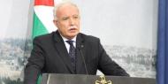 المالكي يناشد رئيس اللجنة الدولية للصليب الأحمر حماية الشعب الفلسطيني