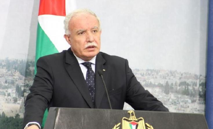 المالكي يطالب المدعية العامة باتخاذ خطوات عملية لوقف العدوان الإسرائيلي