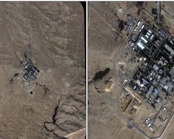 أقمار صناعية تكشف مشروعا كبيرا في منشأة نووية إسرائيلية سرية
