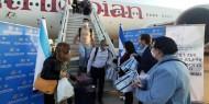 الاحتلال يعلن وصول 386 مهاجرا من إثيوبيا وأوكرانيا