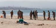 إسرائيل تواصل بحثها عن السفينة المتسببة في التسرب النفطي