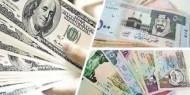 أسعار العملات اليوم السبت في فلسطين