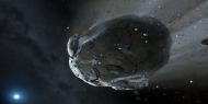 اكتشاف مياه على سطح كويكب!