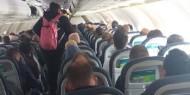 راكب مصاب بكورونا يثير الذعر داخل طائرة هندية