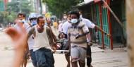 ميانمار: 4 قتلى برصاص الشرطة
