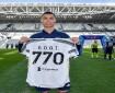 يوفنتوس يهدي رونالدو قميصا تكريما له على تسجيله 770هدفا