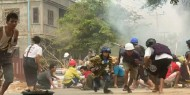 5 قتلى خلال احتجاجات ضد قمع الجيش في ميانمار