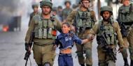 جرائم الاحتلال ضد الأطفال الفلسطينيين