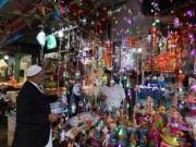 استعدادات المواطنين والتجار لاستقبال شهر رمضان في غزة