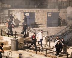 هبة باب العامود تحرك الركود الفلسطيني