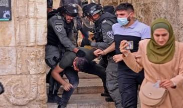رسائل مستمرة من فلسطينيي الشتات دعما لمدينة القدس