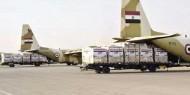 مصر ترسل مساعدات طبية وإغاثية عاجلة لدعم الفلسطينيين