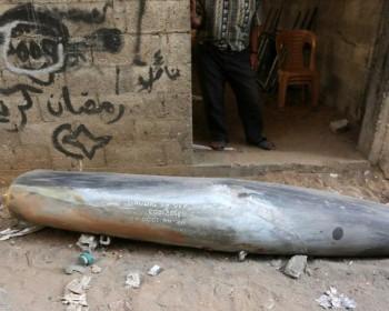 """بالصور   """"هندسة المتفجرات"""" تعاملت مع 149 صاروخا وقذيفة من مخلفات الاحتلال منذ بدء العدوان"""