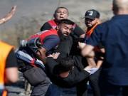30إصابة و5 معتقلين خلال مواجهات مع الاحتلال في طوباس