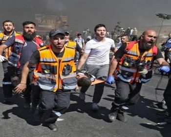 بالصور   محدث   4 شهداء  وأكثر من 64 إصابة برصاص الاحتلال في الضفة