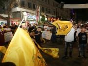 مسيرة في قلقيلية نصرة للأقصى وتنديدا بالعدوان الإسرائيلي