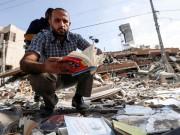 البيت الأكاديمي يدين استهداف المكتبات والمراكز التعليمية في غزة