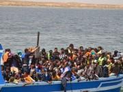 إنقاذ 56 مهاجرا قبالة السواحل الليبية
