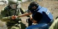 أبرز اعتداءات الاحتلال ضد الحريات الإعلامية خلال أغسطس
