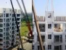 بالفيديو   بكين تبني برجا سكنيا في يوم واحد