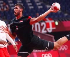 أولمبياد طوكيو: مصر تهزم السويد في كرة اليد