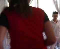 خاص بالفيديو|| مسنة سورية تقاوم الشيخوخة بالرياضة