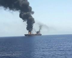 قتيلان في استهداف سفينة إسرائيلية قبالة سواحل عمان